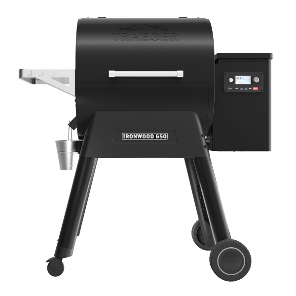 BARBECUE A PELLET TRAEGER IRONWOOD D2 - 650