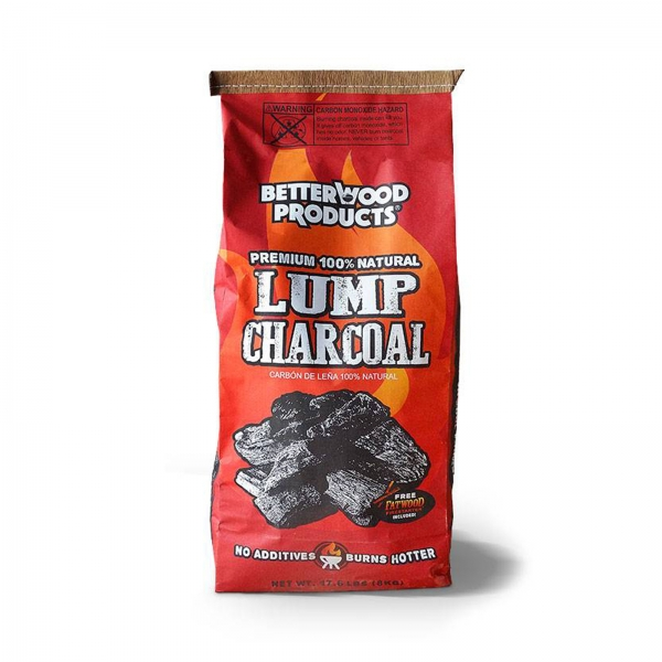 BETTERWOOD LUMP CHARCOAL