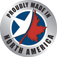 made in north america broilking 200