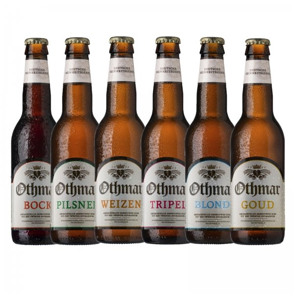 OTHMAR LIGHT SIX BEERS 33 CL