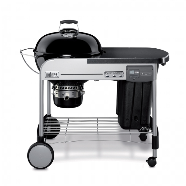 WEBER PERFORMER DELUXE GBS BARBECUE A CARBONE Ø 57 CM
